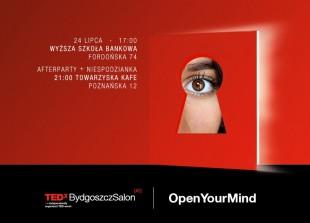 TEDx Bydgoszcz Salon