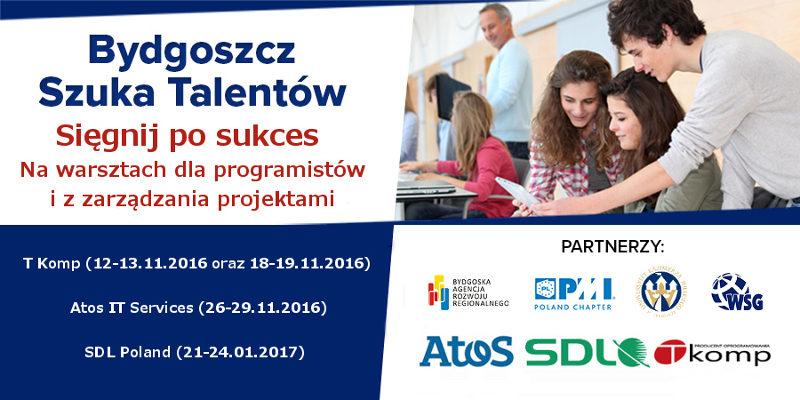 Baner Bydgoszcz szuka talentów
