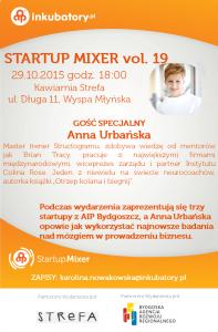 Startup Mixer AIP Bydgoszcz