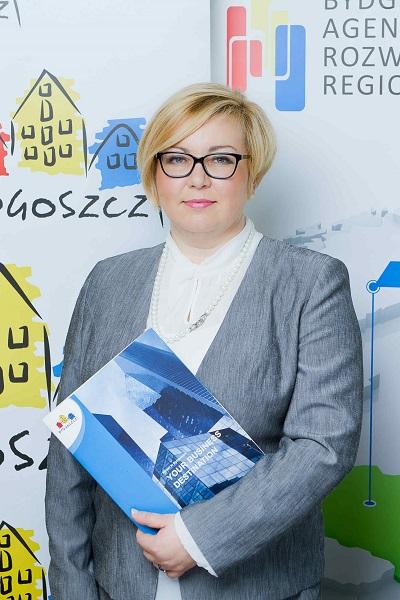 Prezes Bydgoskiej Agencji Rozwoju Regionalnego
