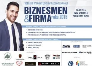 plakat gala Biznesmen i Firma