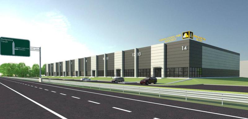 Inwestor Waimea Logistic Park Bydgoszcz 3