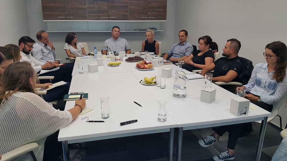 Spotkanie organizacyjne ŚTP - wrzesień 2016