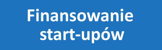 finansowanie start-upów