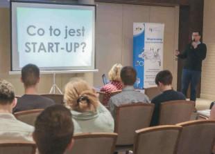 startup konferencja