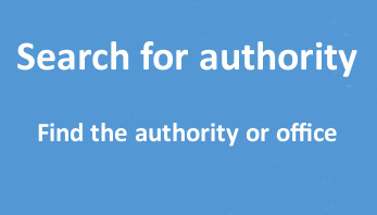 Search for authority