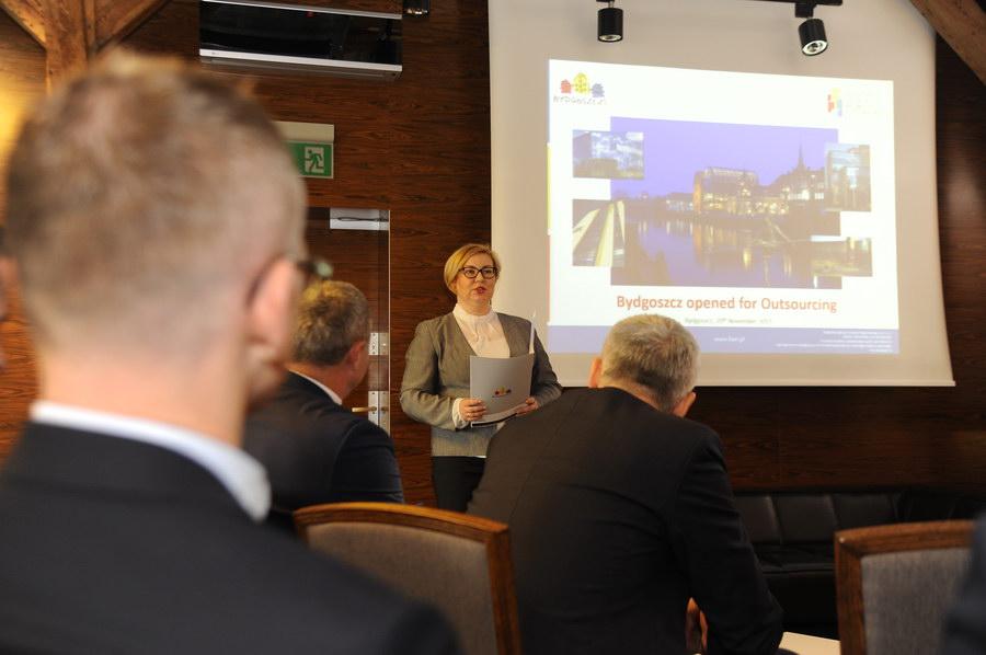 Bydgoszcz otwarta na outsourcing