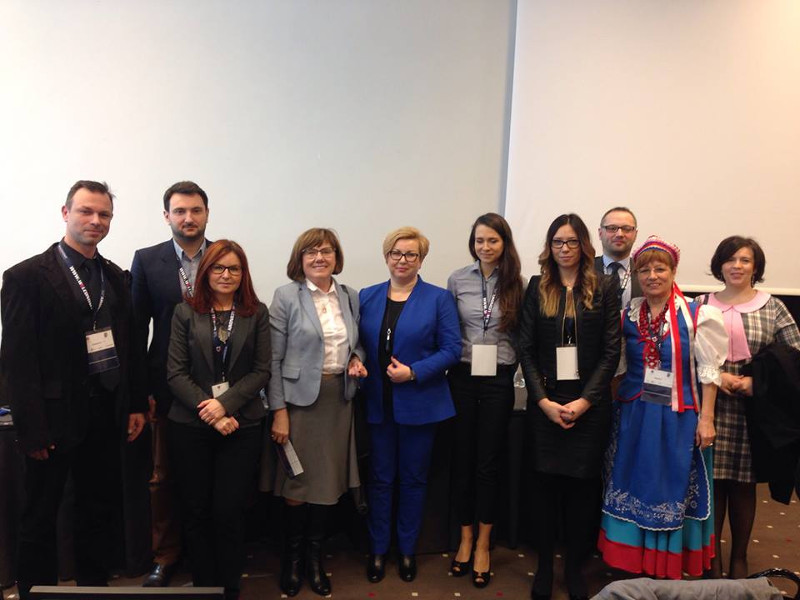 Spotkanie Welconomy Forum prezentacja panelistów