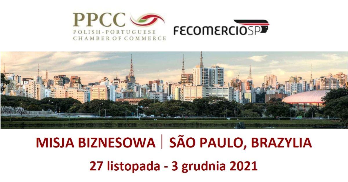 Misja biznesowa do São Paulo w Brazylii