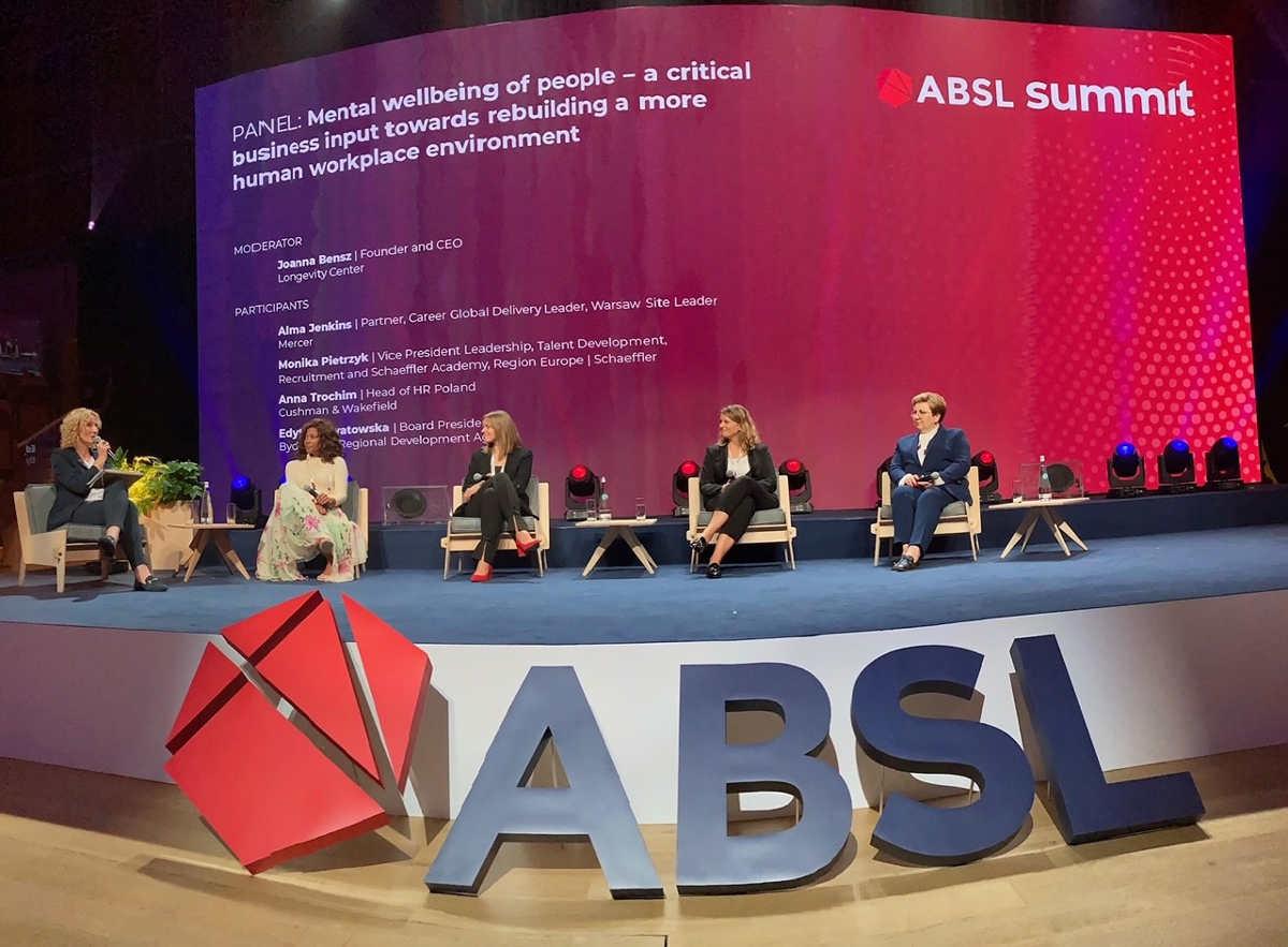 Paneliści ABSL - Obszar Ludzie