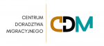 logo centrum doradztwa migracyjnego